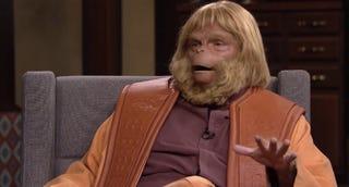Dr. Zaius, Dr. Zaius!