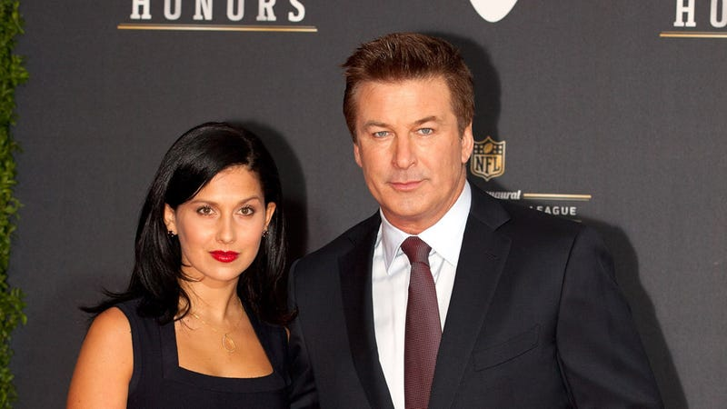 Illustration for article titled Alec Baldwin and Hilaria Thomas Are Engaged, But Will Liz Lemon Bless Their Union?