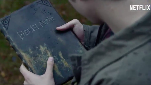 the teaser for netflix s death note adaptation is the most netflix thing ever made