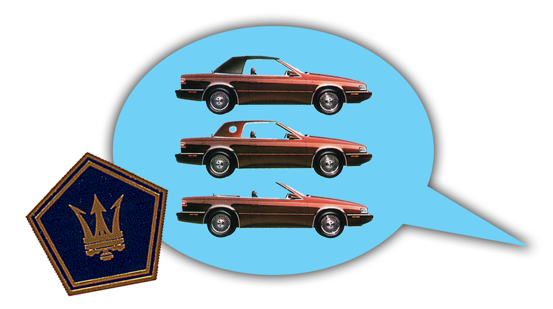 Illustration for article titled How To Talk To Your Kids About The Chrysler TC By Maserati