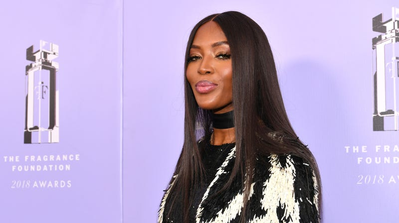 Naomi Campbell attends 2018 Fragrance Foundation Awards at Alice Tully Hall at Lincoln Center on June 12, 2018 in New York City.