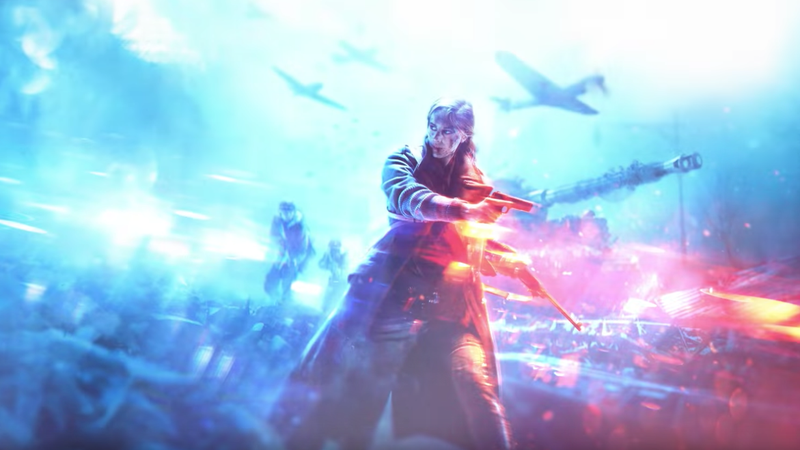 Illustration for article titled War hasn't changed much in the Battlefield V beta