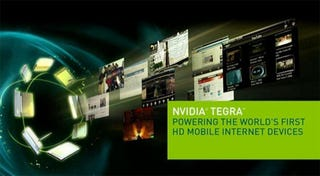 Illustration for article titled Nvidia Announces 12 Tegra Products You'll Probably Never See, Tweaks Expectations