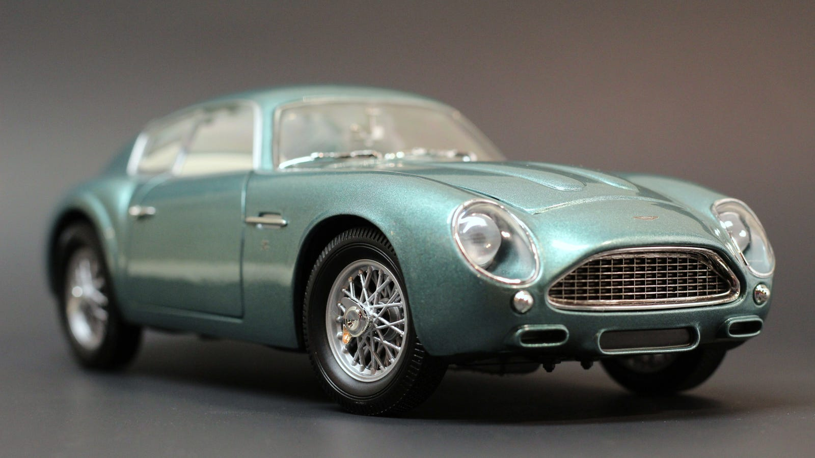 All Types aston db4 zagato : 1:18 scale Aston Martin DB4 Zagato by Whitebox