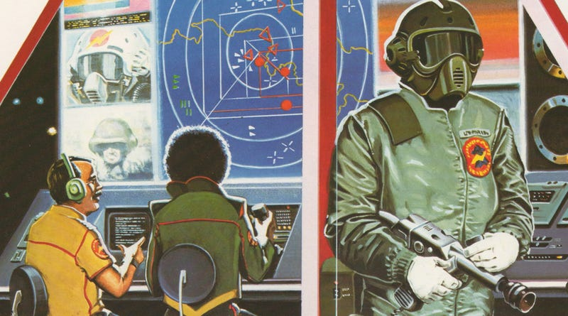 Illustration for article titled This Book Showed '80s Kids the Computerized, War Games War of Tomorrow