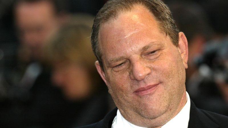 The Weinstein Company fires Harvey Weinstein following bombshell 'New York Times' report