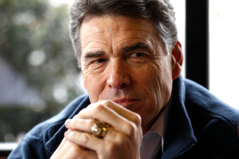 Illustration for article titled Rick Perry is a man who cares about the public (image)