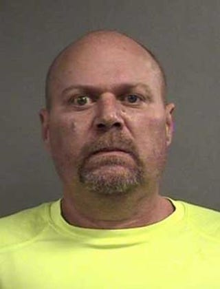 Gregory Alan Bush allegedly shot three people and killed two in Jeffersontown, Ky.