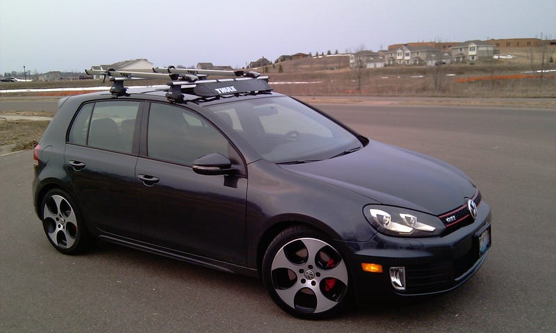 So I Have A Mk6 Golf And Am Looking To Add A Roof Rack For My Recent Paddle  Board Purchase (along With The Kayak I Already Have And Snowboards In The  ...