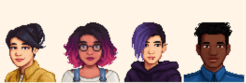 Illustration for article titled Stardew Valley Player Mods Game To Make Characters More Diverse