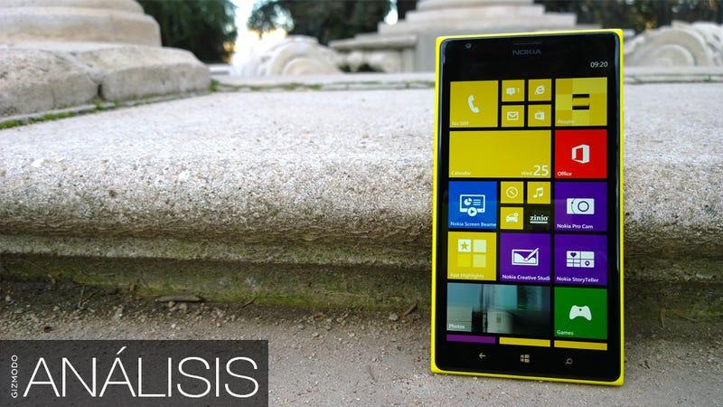 Illustration for article titled Nokia Lumia 1520, análisis: cuando el tamaño eclipsa todo lo demás
