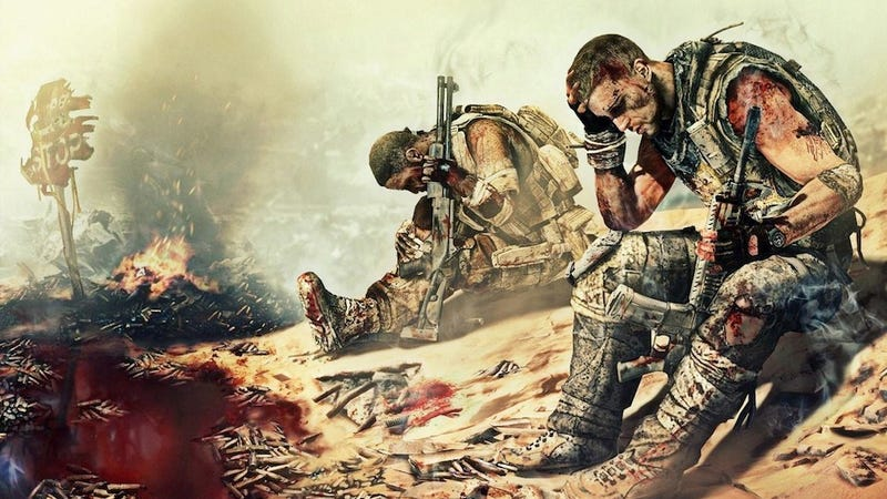 Illustration for article titled Spec Ops Writer on Violent Games: 'We're Better Than That'