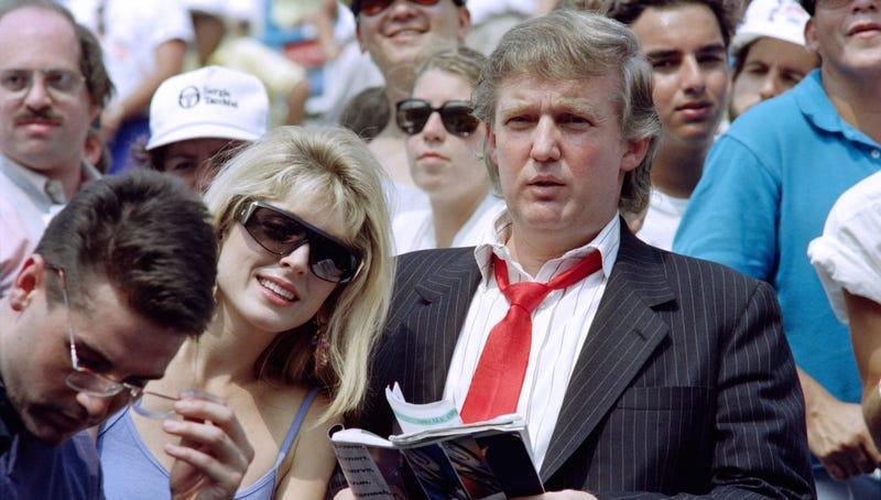Remembering The Tour De Trump Donald Trump S Failed Bike Race