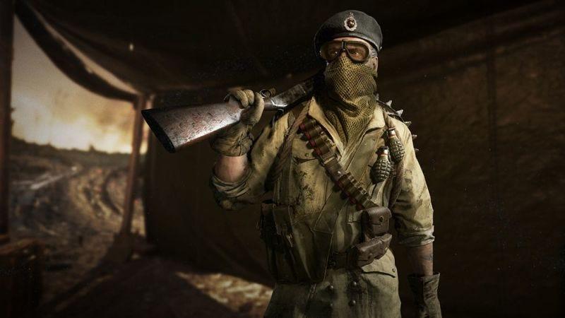 Illustration for article titled Un jugador ciego lleva más de 7.000 asesinatos en Call of Duty: WWII