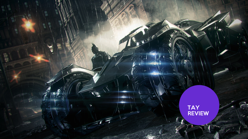 Illustration for article titled Batman Arkham Knight: The TAY Review