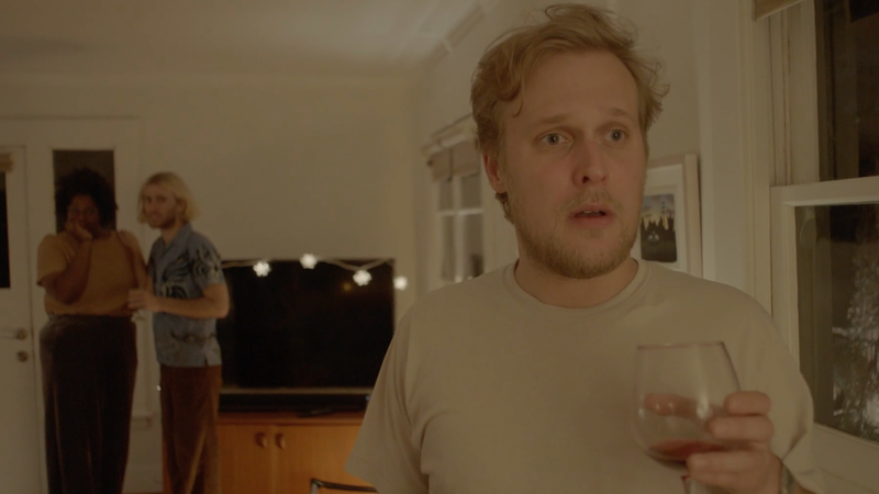 Illustration for article titled John Early and Kate Berlant's new comedy video is scarier than most horror movies