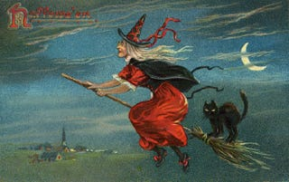 Illustration for article titled A Witch Blessed the Iowa Legislature, Not Everyone Was Okay With It