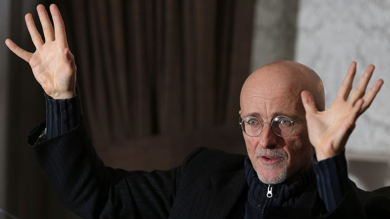 Sergio Canavero, who actually looks like the kind of guy who'd be really excited about head transplants (image: AP)