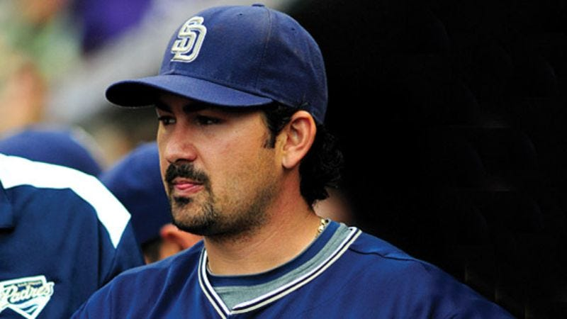 Illustration for article titled Adrian Gonzalez Asks If You Happen To Know Who Current Home Run Leader Is