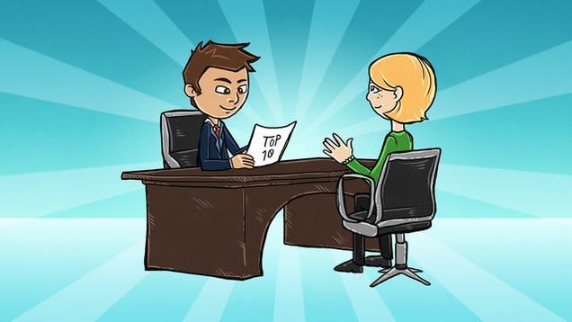 top 10 tips for acing your next job interview