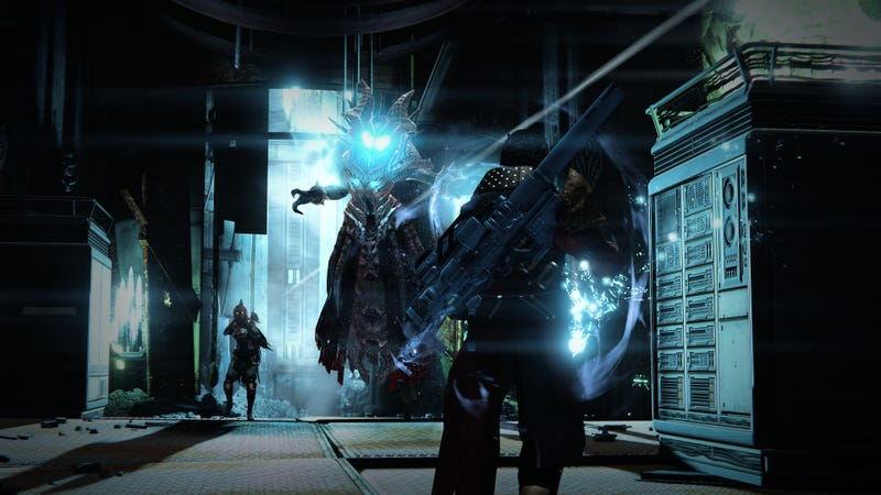 Illustration for article titled Here's What's New in Destiny's First Expansion