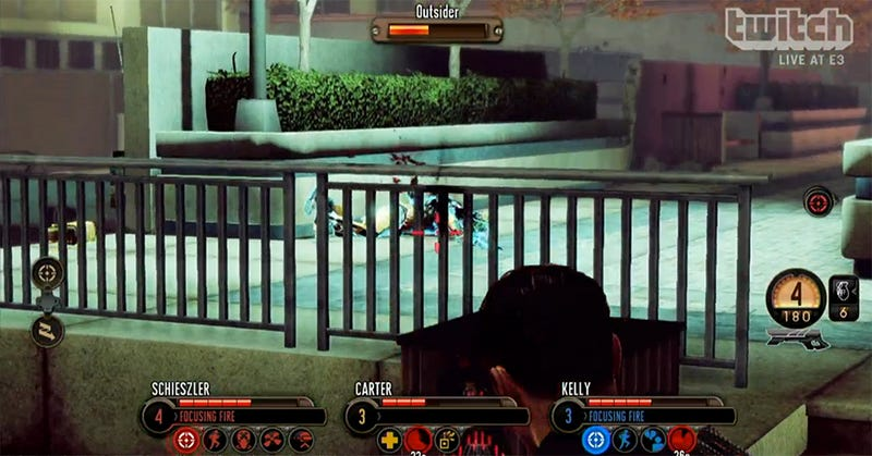 That other xcom game snuck into e3 for Bureau 13 gameplay