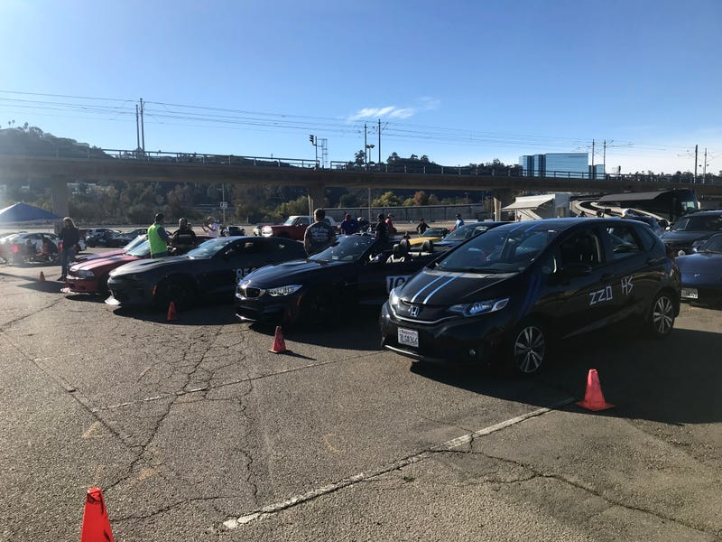 Honda Fit: Quick Review After a Class Win at Autocross