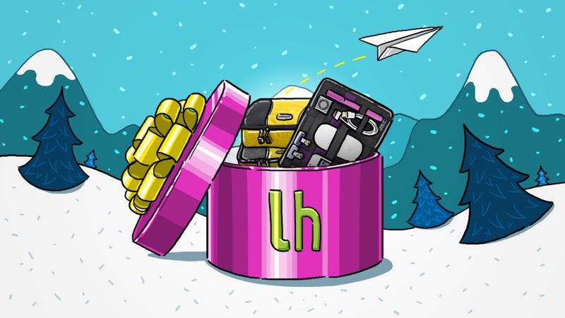 Illustration for article titled Give the Gift of Mobility with These Travel Organizers and Tools