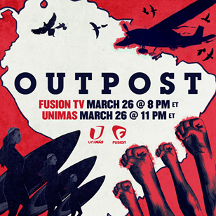 Illustration for article titled Bridging Investigative Journalism and Adventure Travel, 'OUTPOST' Docu-Series Set to Air in Two Languages on Two Networks Starting March 26