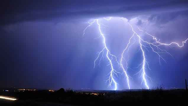 A Lightning Strike Shut off a Woman s Brain Implant, and It Could Have Been Even Worse