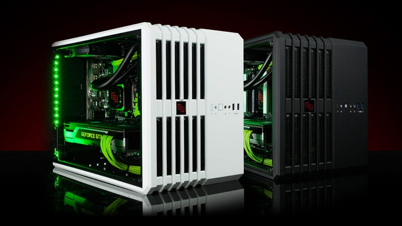Illustration for article titled Maingear's PC Gaming Cube Has Changed