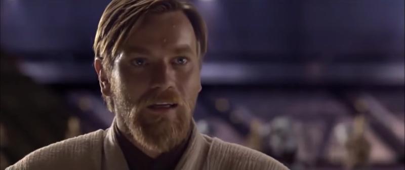 Ewan McGregor drops comments like Obi-Wan drops snarky entrances on Utapau.