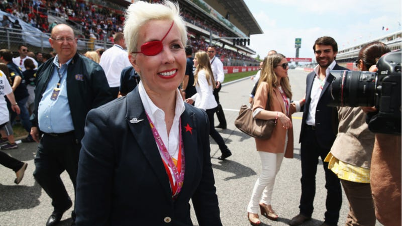 Illustration for article titled Racing Driver, Badass Maria de Villota Found Dead In Hotel Room