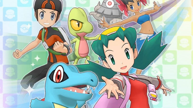 Illustration for article titled New Mobile Game Pokémon Masters Is More About People Than Pocket Monsters