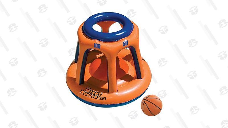 Swimline Giant Shootball Basketball Pool Game | $20 | Amazon