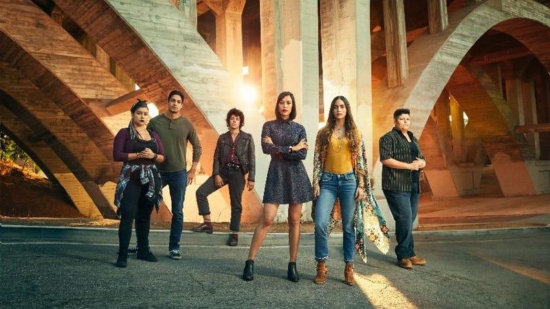 The cast of Vida