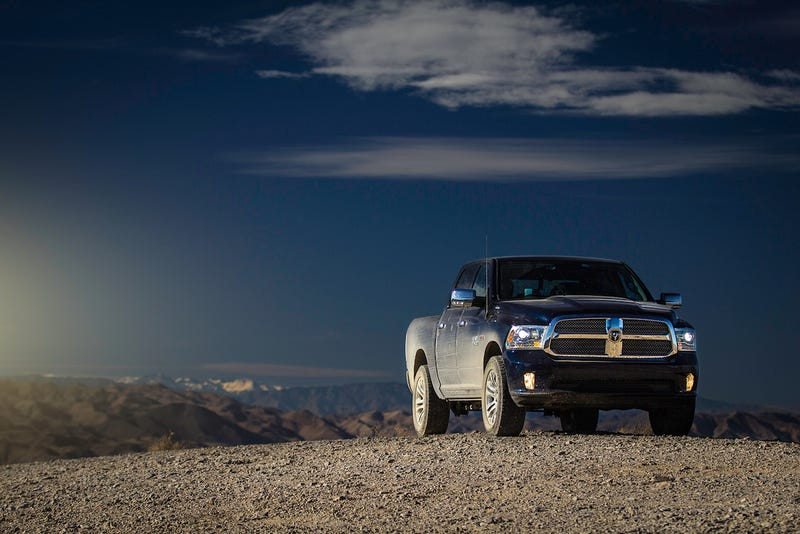 Illustration for article titled 5200 Miles from the Mountains of NC to Death Valley | Ram 1500 EcoDiesel | Part 1