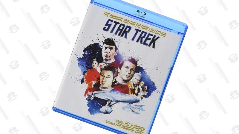 Star Trek: The Original Motion Picture Collection | $17 | Amazon