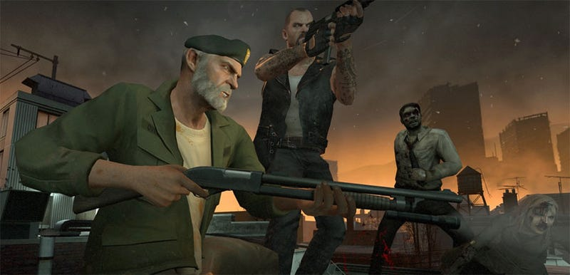Illustration for article titled Left 4 Dead Will Be Free! (For 24 Hours)