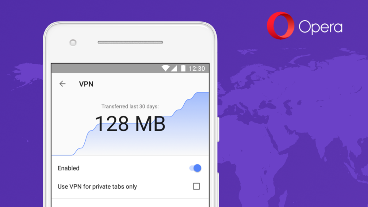 How to Set Up Opera's Mobile VPN for Secure Browsing on Android