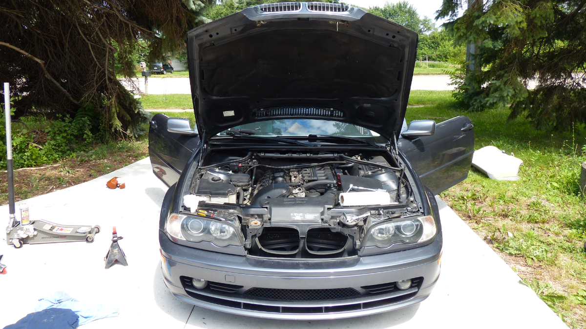 Heres How You Diagnose An Engine That Wont Start Bmw 325i Up