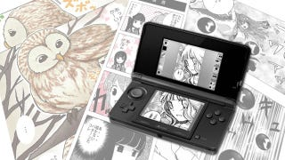 Illustration for article titled New 3DS App Will Make a Manga Artist Out of You