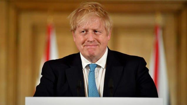 UK Prime Minister Boris Johnson Discharged From Hospital After Coronavirus Treatment