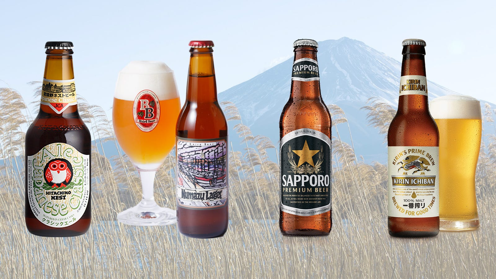 Image result for Kirin Beer Sapporo