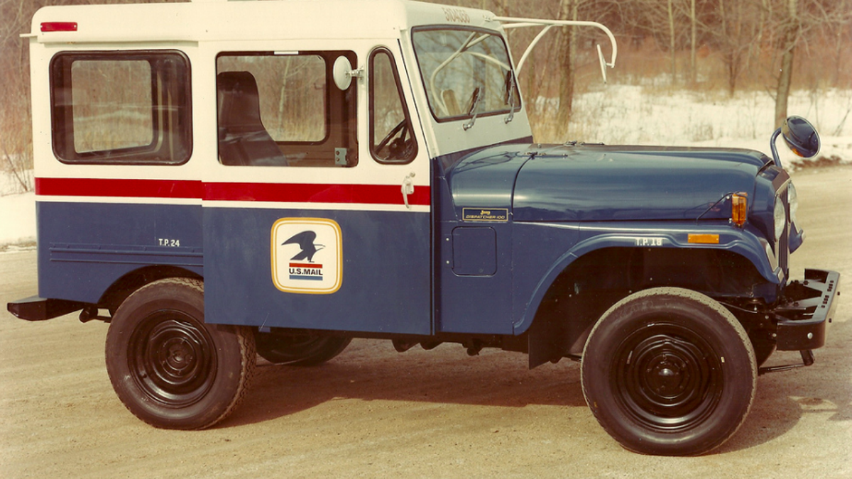 I Just Bought This $500 Postal Jeep Sight Unseen And Now