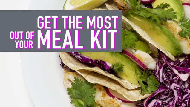 Six Useful Tips for Getting the Most Out of Meal Kit Services