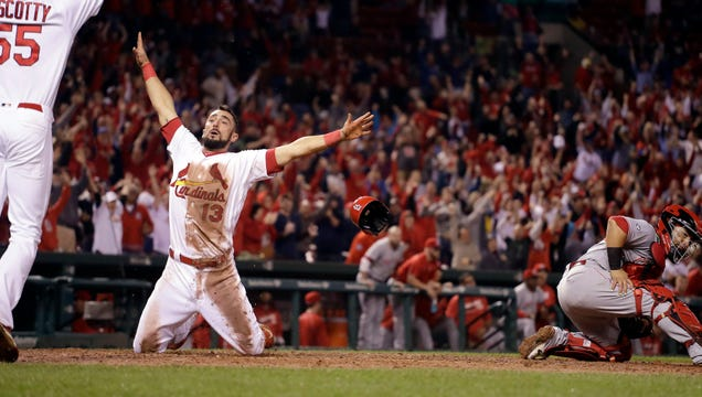 Cardinals Win On Suspicious Walk-Off, Umpires Disappear Before …