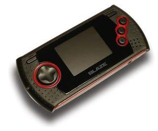 Illustration for article titled Blaze Delivers Gimped Portable Megadrive To UK