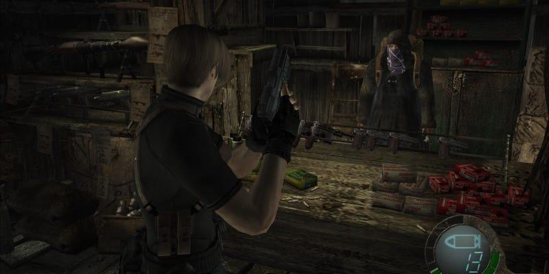The Merchant From Resident Evil 4 Is Great Kotaku Uk
