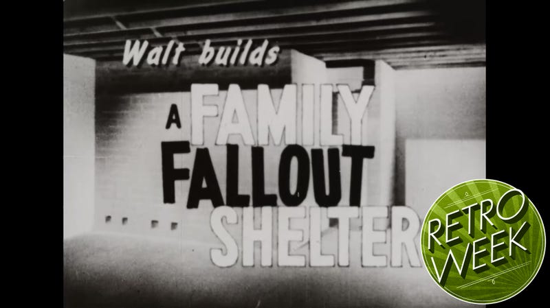 Illustration for article titled How to Build Your Own Family Fallout Shelter